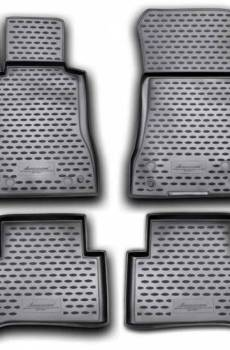 Guminiai kilimėliai Novline MERCEDES-BENZ CLS-Class W219 2004-2010
