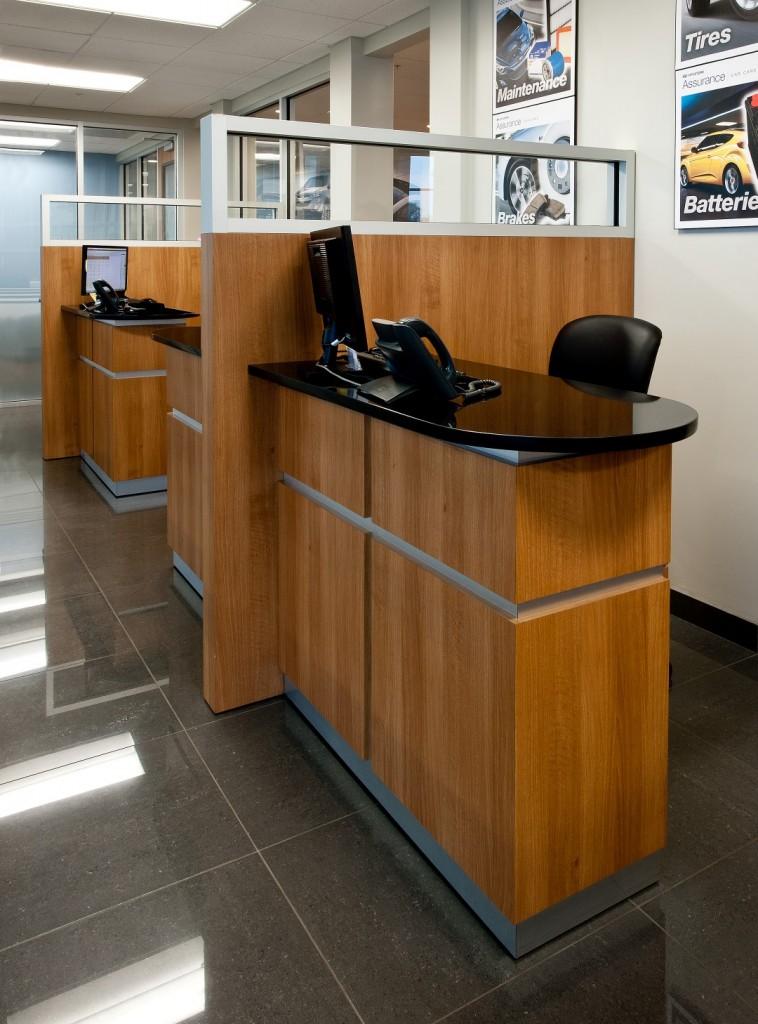 Lakeland Hyundai Service Advisor Desks  Crest Auto