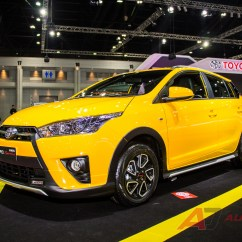 Kelemahan New Yaris Trd Sportivo Fitur All Alphard Toyota นำเสนอ Limited Edition ส