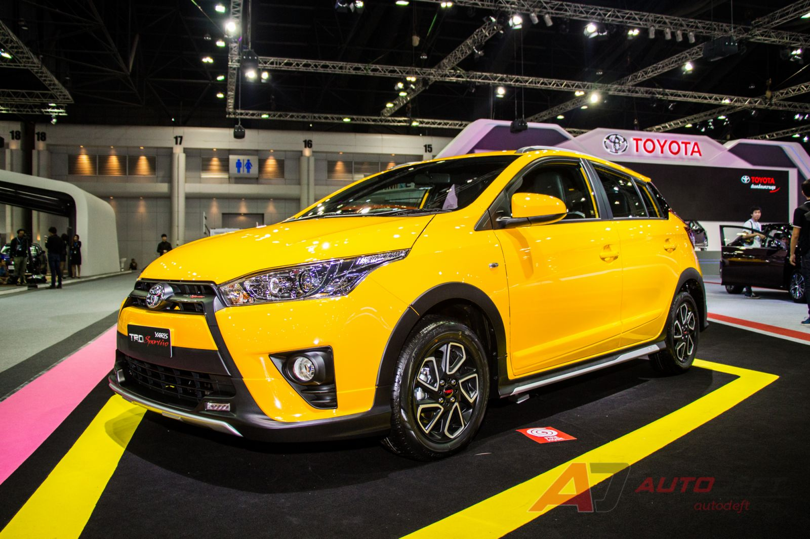 toyota yaris trd sportivo manual 2012 speedometer all new kijang innova นำเสนอ limited edition ส