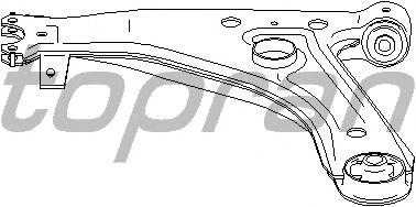 Länkarm vw Golf 3 III Vento Seat Toledo GTI VR6 20V