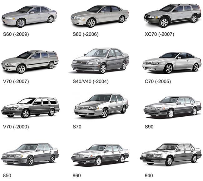 Volvo позаботится о пенсионерах
