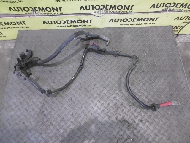 Audi Starter Wiring