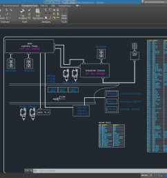 the autocad electrical toolset enables customer and supplier collaboration [ 1920 x 1080 Pixel ]