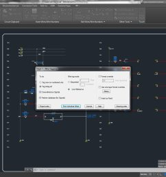 the autocad electrical toolset includes wire numbering and component tagging [ 1920 x 1080 Pixel ]