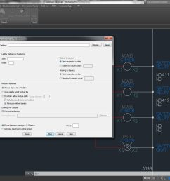 the autocad electrical toolset includes plc i o features [ 1920 x 1080 Pixel ]