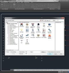 the autocad electrical toolset includes electrical schematic symbol libraries [ 1920 x 1080 Pixel ]
