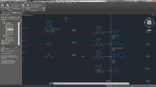 small resolution of autocad electrical toolset electrical design software autodesk house wiring diagram in autocad