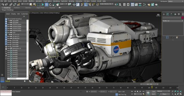 New Features In 3ds Max 2021 | 3D Modeling & Rendering ...