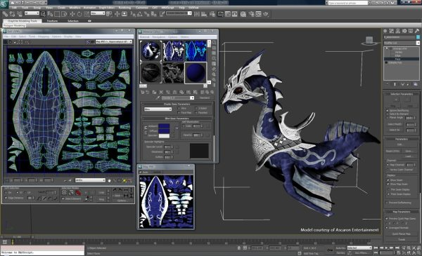 3D Modeling & Rendering Tools | 3ds Max 2016 | Autodesk