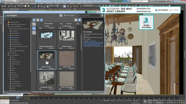 What's New In 3ds Max 2019 | 3D Modeling & Rendering ...