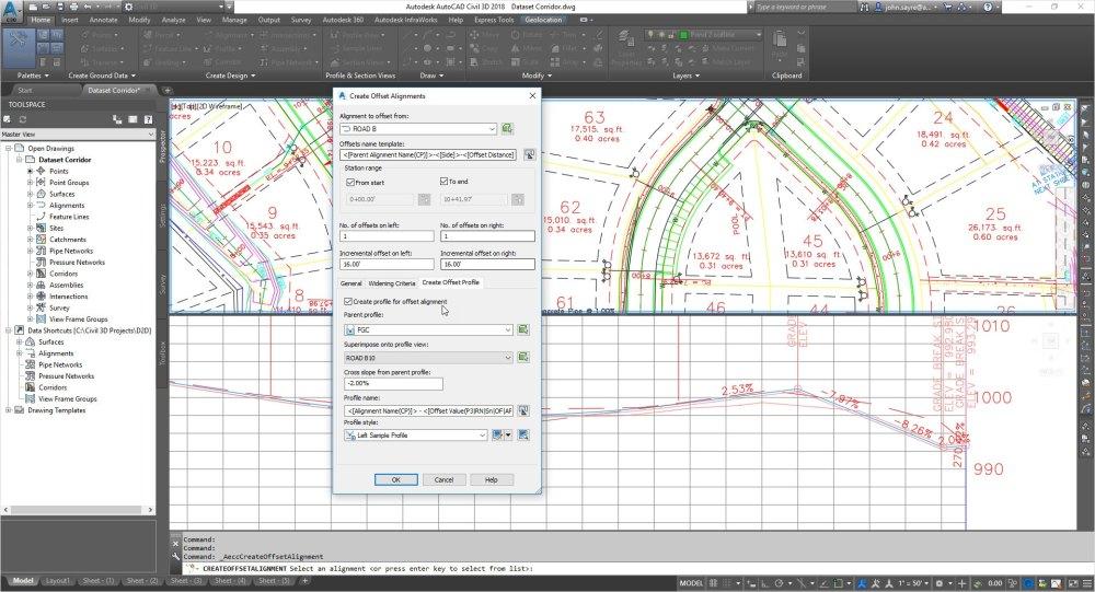 medium resolution of dynamic offset profiles