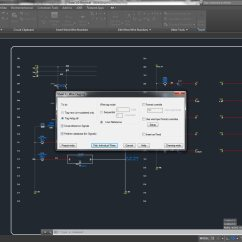 Automotive Lighting System Wiring Diagram Non Nte5 Master Socket Autocad Electrical Toolset Design Software Schematic