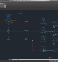 the autocad electrical toolset includes coil and contact features [ 1920 x 1080 Pixel ]