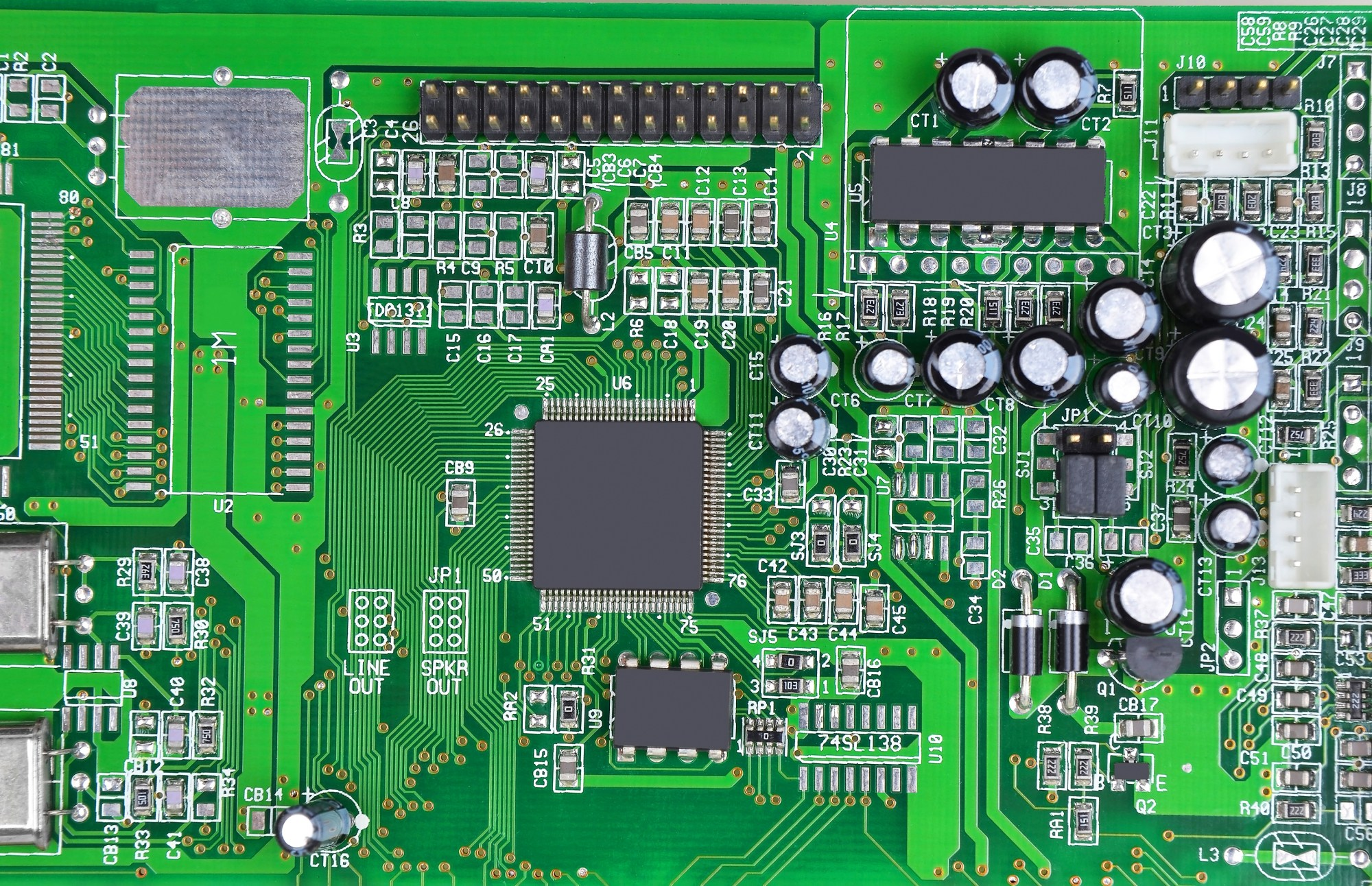 hight resolution of find component pcb