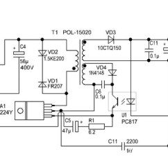 220v To 12v Transformer Wiring Diagram Simple Food Chain Linear Regulated Vs. Switch Mode Power Supply | Eagle Blog