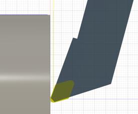 angled turning tool