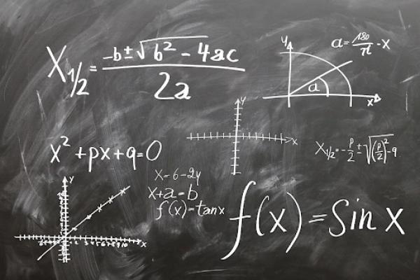 mathematics formulas physics