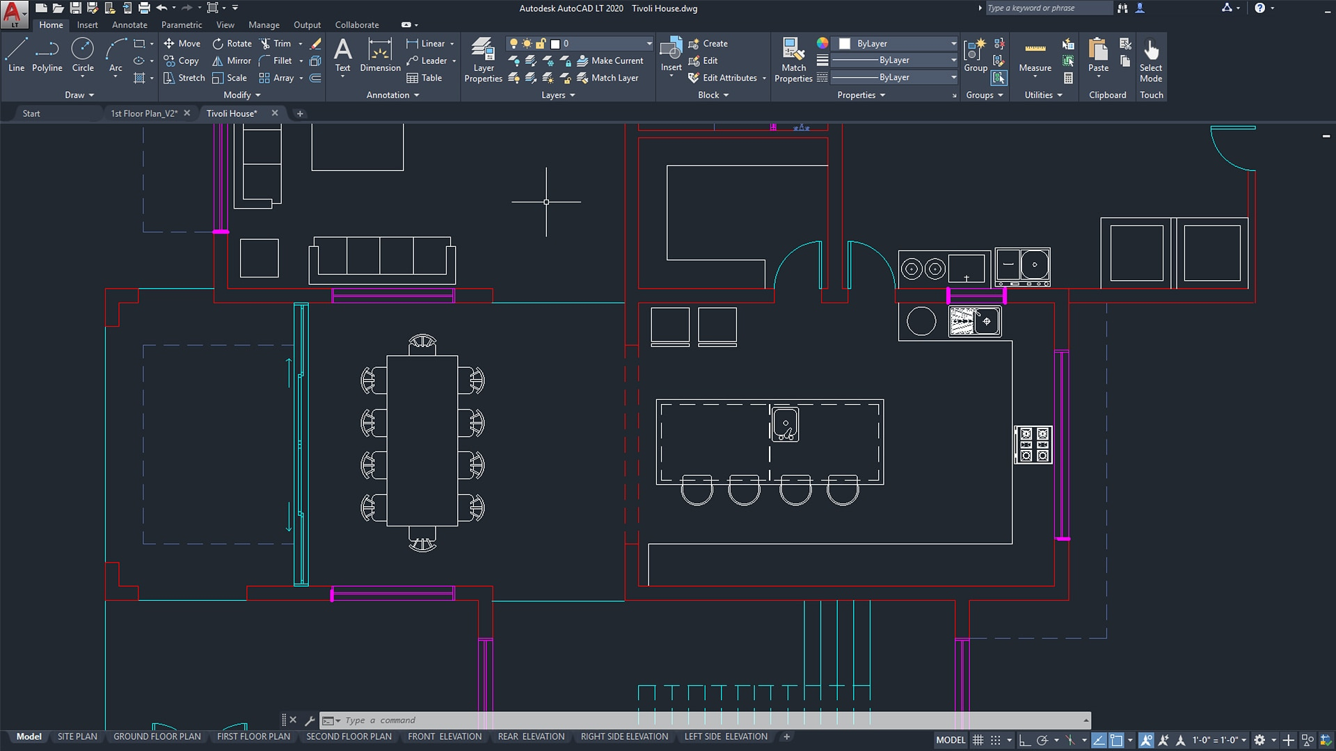hight resolution of proces flow diagram autocad