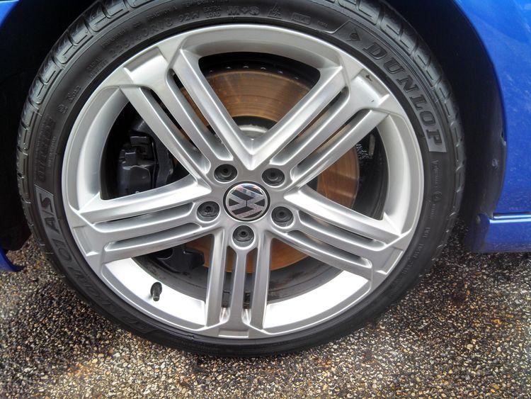 Volkswagon RR Wheel