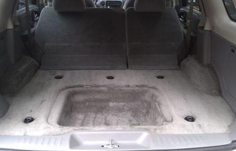 Rear Van After