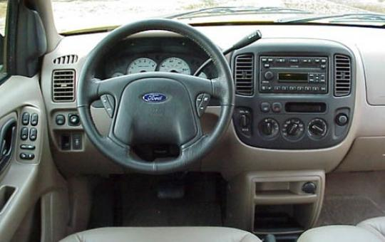 2001 Ford Escape  VIN 1FMYU04141KB62080  AutoDetectivecom