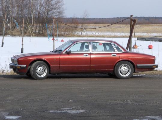 1993 Jaguar Vanden Plas 1992 Xj40 Stereo Wiring
