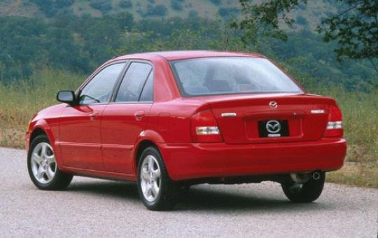 1999 Mazda Protege Radio Wiring
