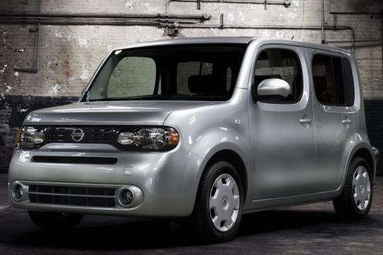 2010 Nissan Cube  VIN JN8AZ2KR9AT155989  AutoDetectivecom