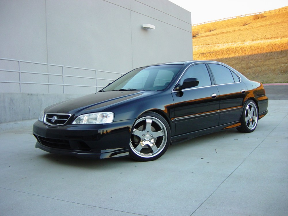 medium resolution of  2001 acura tl 3 2tl photo 2