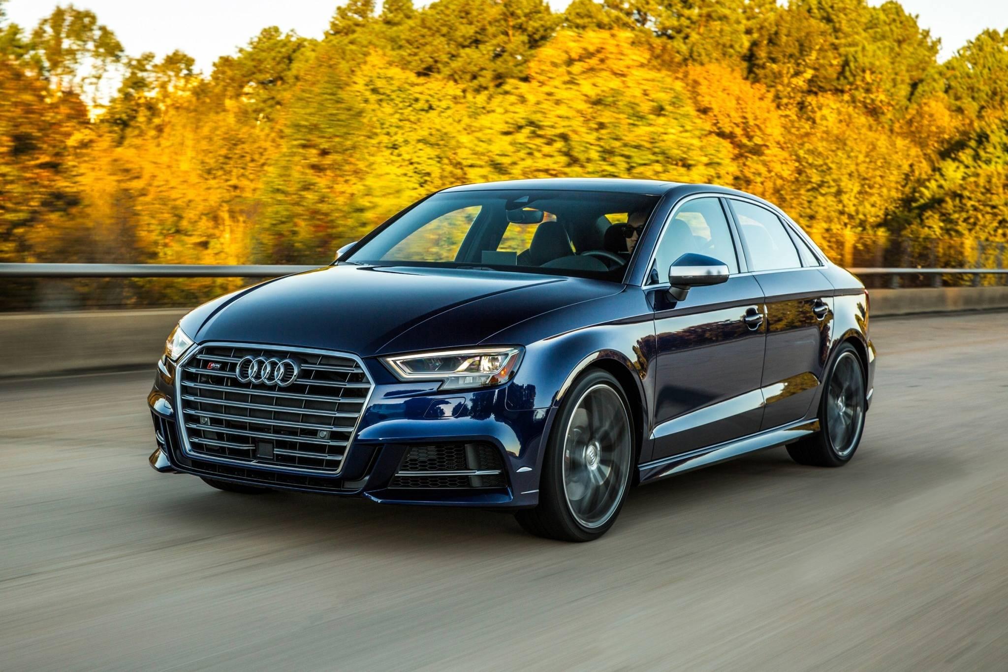 2018 Audi S3 VINs. Configurations. MSRP & Specs - AutoDetective