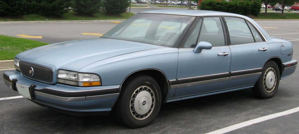 medium resolution of 1996 buick lesabre custom photo 1