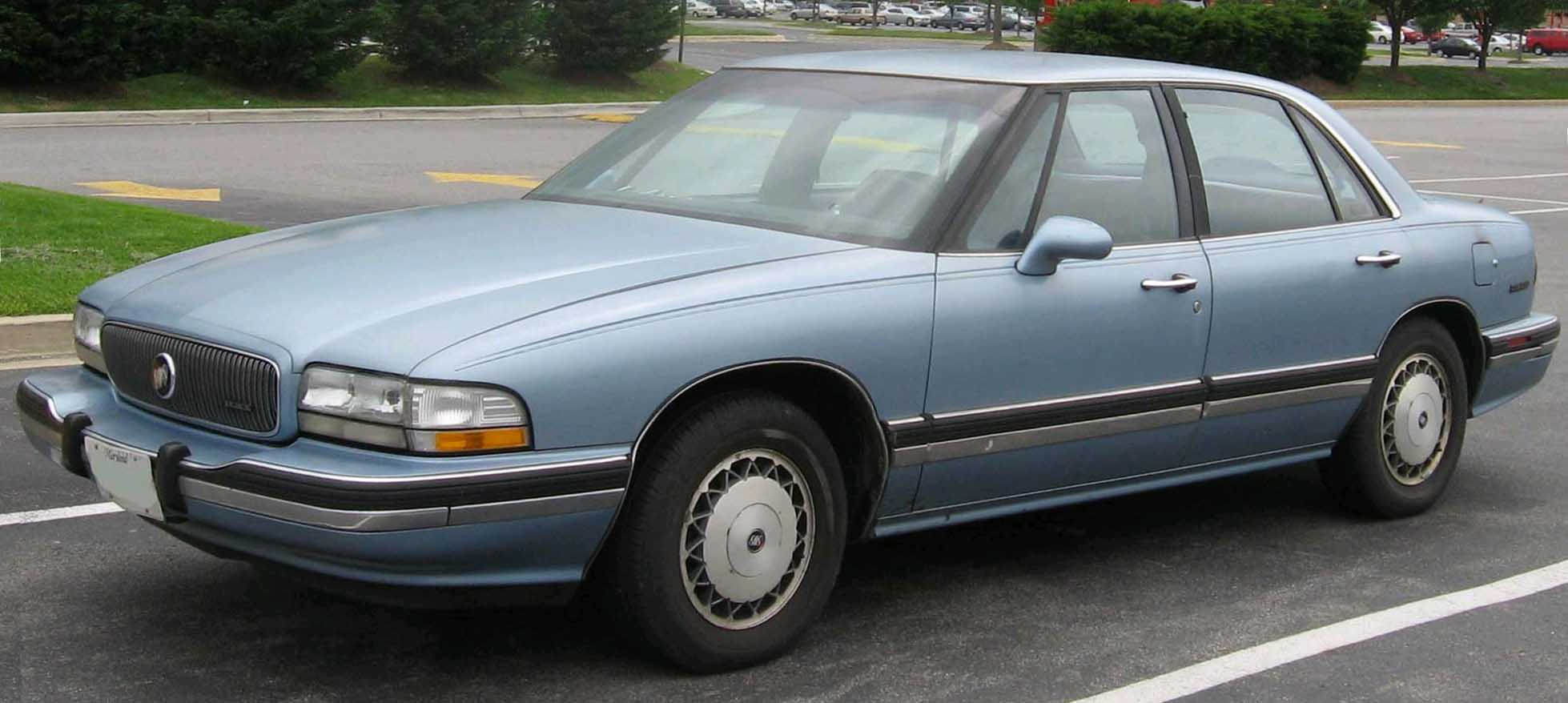 hight resolution of 1996 buick lesabre custom photo 1