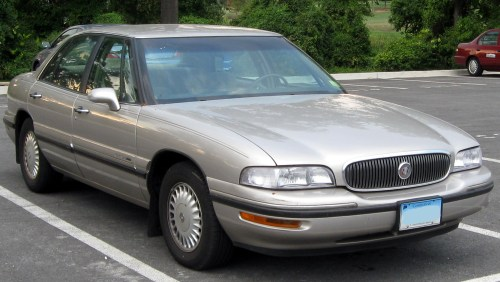 small resolution of 1997 buick lesabre custom photo 1
