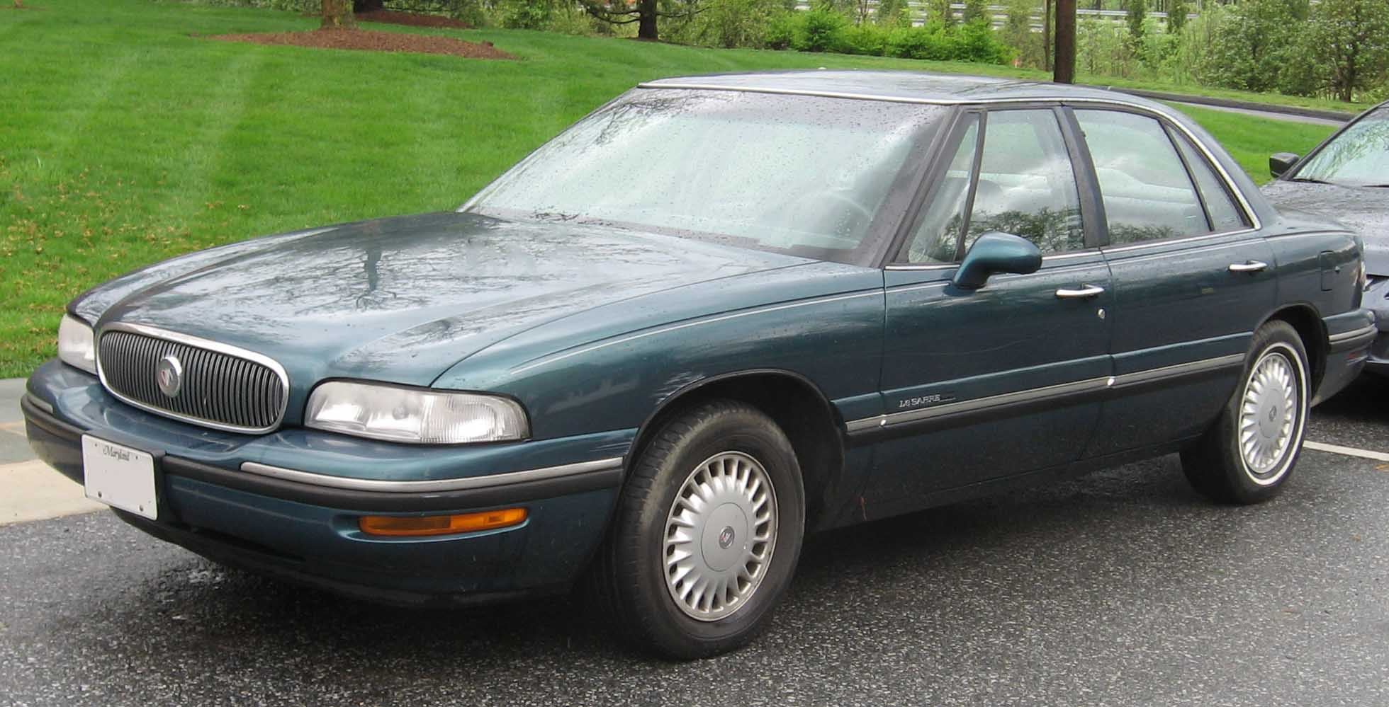 hight resolution of  1999 buick lesabre custom photo 2
