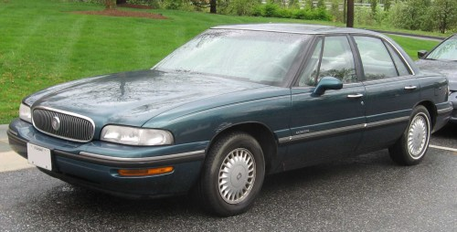 small resolution of  1999 buick lesabre custom photo 2