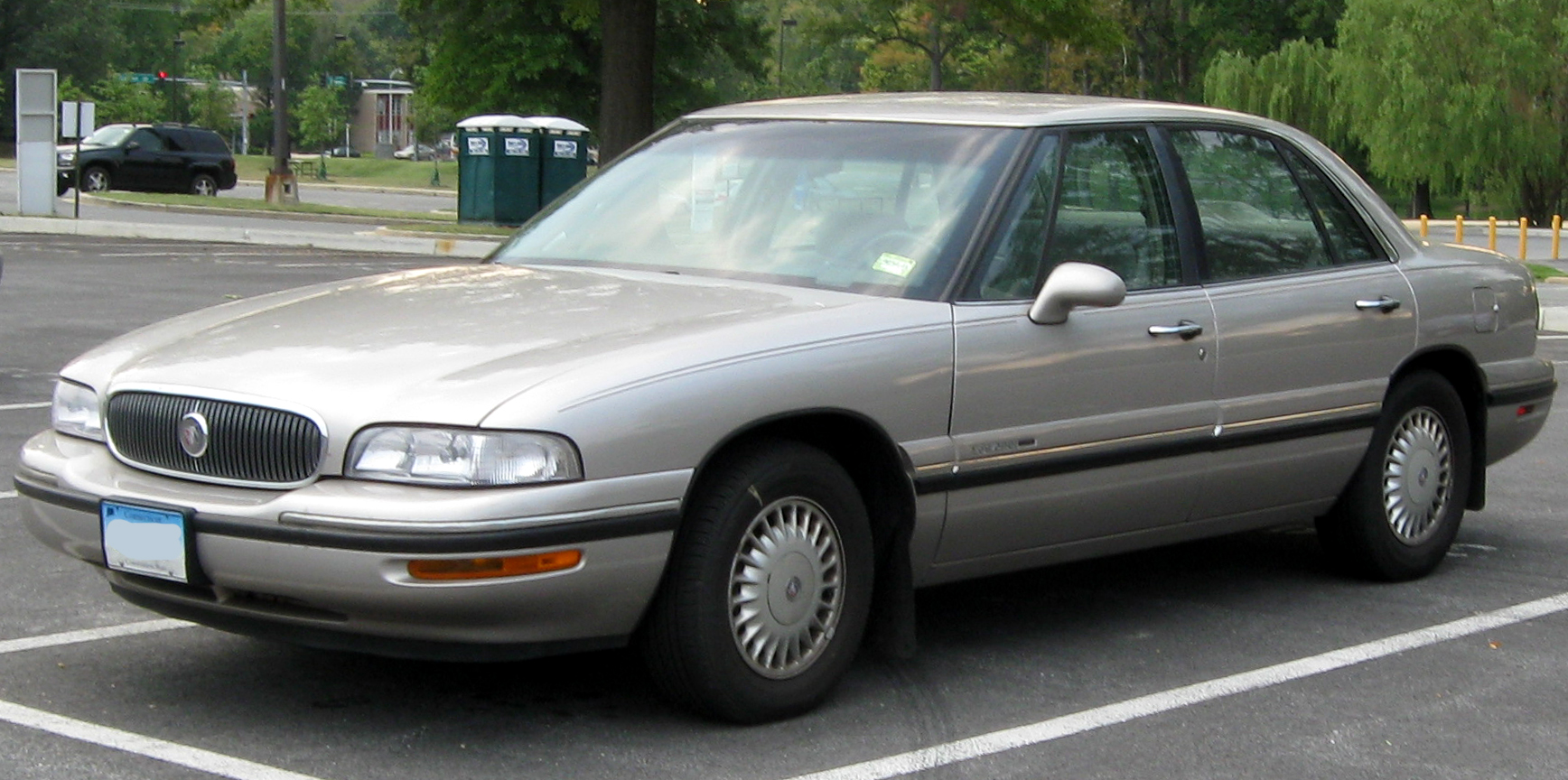 hight resolution of 1999 buick lesabre custom photo 1