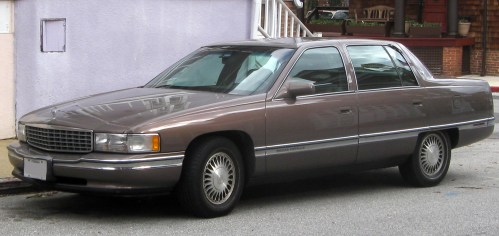 small resolution of  1996 cadillac deville photo 2