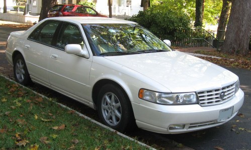 small resolution of  2001 cadillac deville dts photo 2