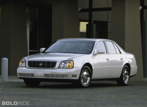 small resolution of  2001 cadillac deville dts photo 7