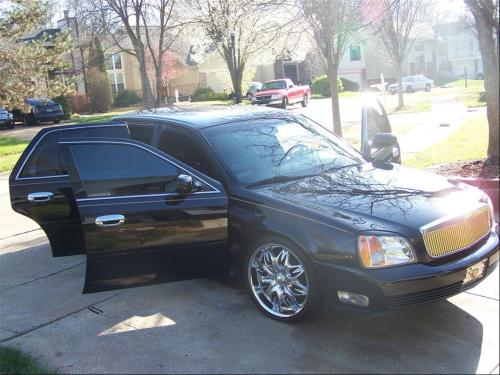 small resolution of  2001 cadillac deville dts photo 8