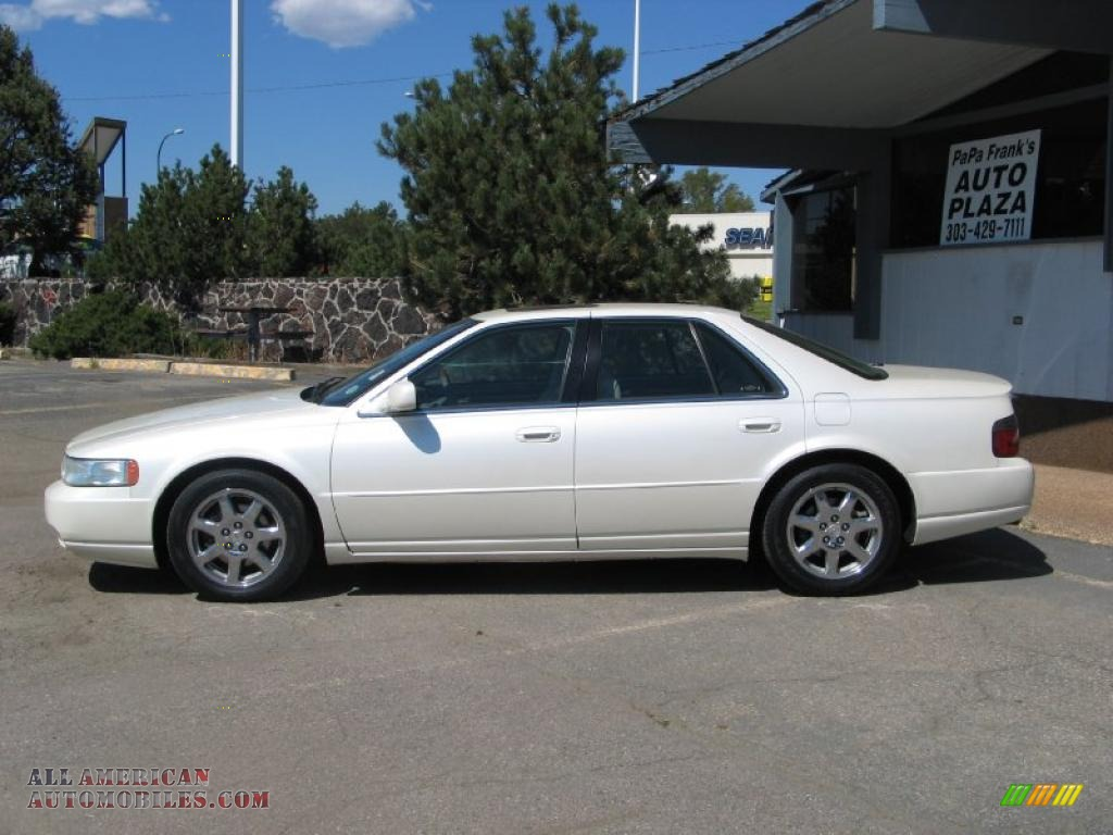 hight resolution of  2002 cadillac seville photo 5