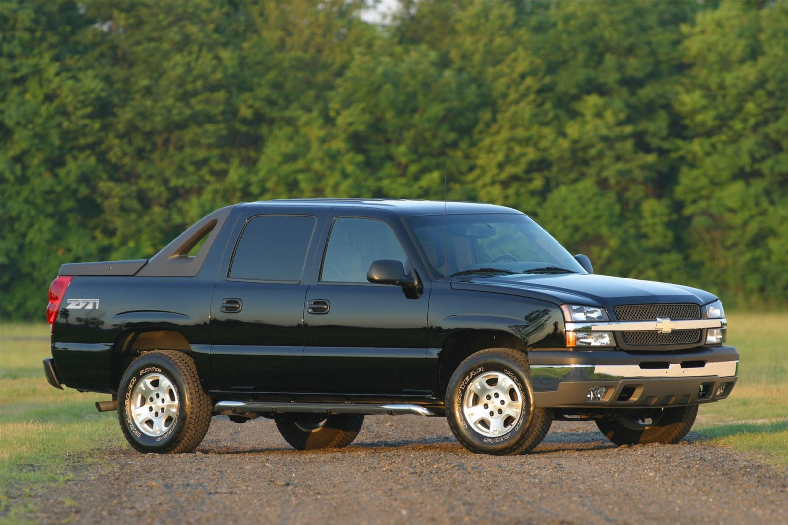 hight resolution of  2004 chevrolet avalanche 1500 2wd photo 27