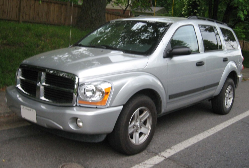 medium resolution of 2004 dodge durango st 2wd photo 1