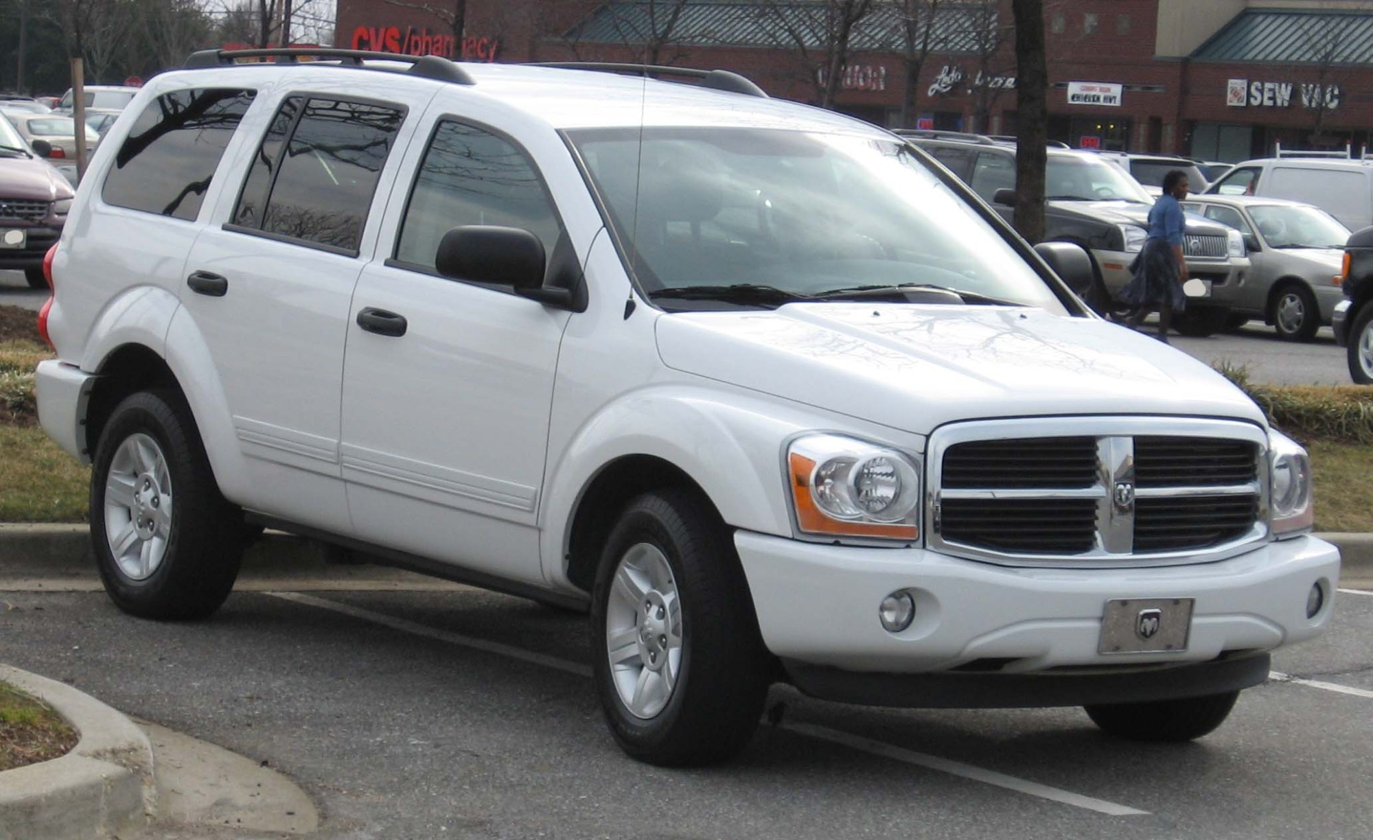 hight resolution of  2004 dodge durango st 2wd photo 2