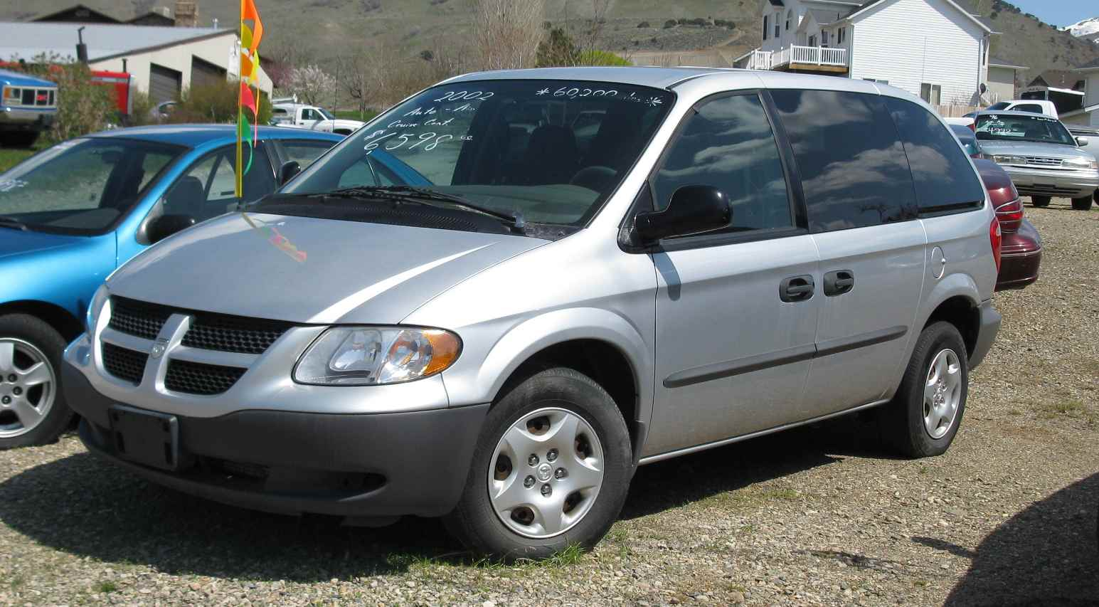 hight resolution of  2002 dodge grand caravan se photo 37