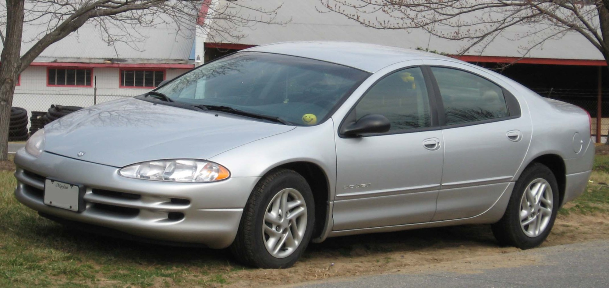 hight resolution of 1996 dodge intrepid base photo 1