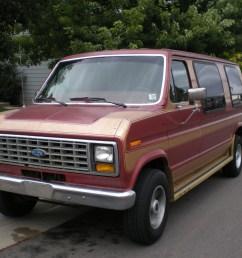 1990 ford econoline photo 4  [ 1600 x 1200 Pixel ]