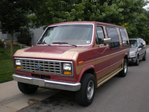 small resolution of  1990 ford econoline photo 4