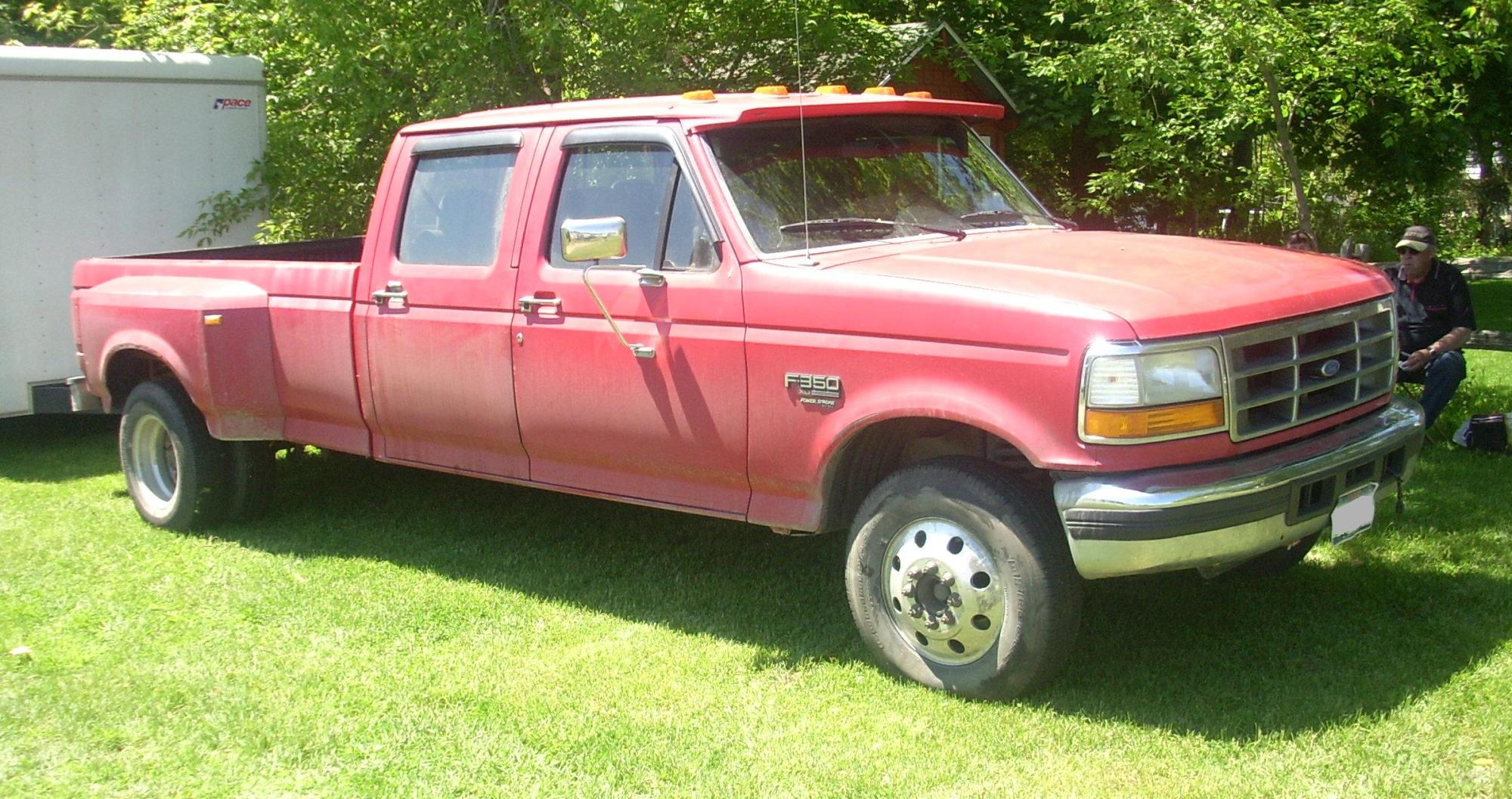 hight resolution of  1994 ford f 350 photo 4
